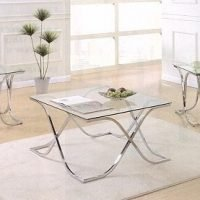 3-PCS Coffee Table set 112