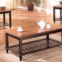3-PCS Coffee Table set 117