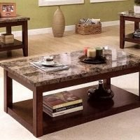 3-PCS Coffee Table set 121