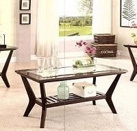 3-PCS Coffee Table set 123