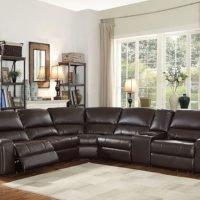 Brown Sectinal Sofa
